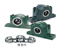 Mounted Spherical Roller Bearings