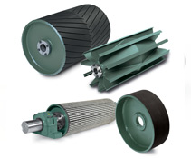 Conveyor Pulleys Components